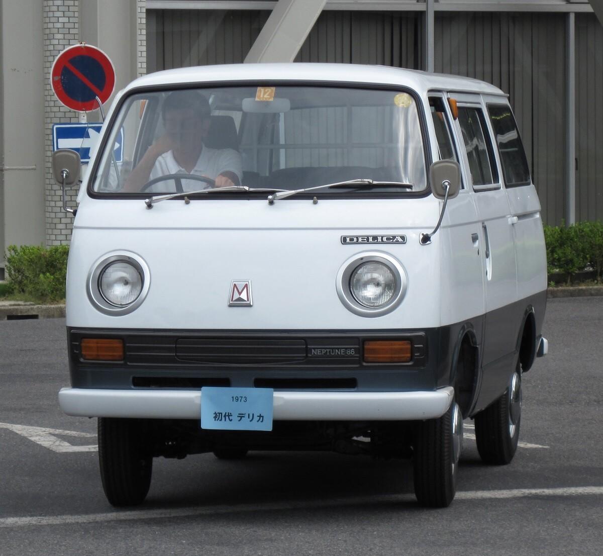 Mitsubishi Delica 1 поколение