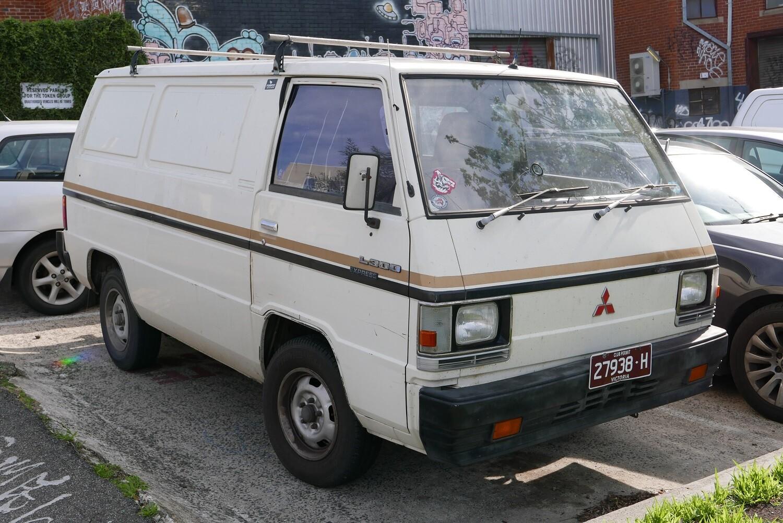 Модель автомобиля Mitsubishi Delica II