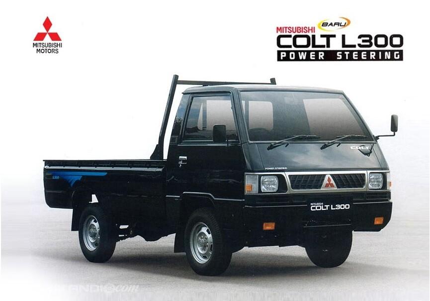 Модель автомобиля Mitsubishi Colt L300
