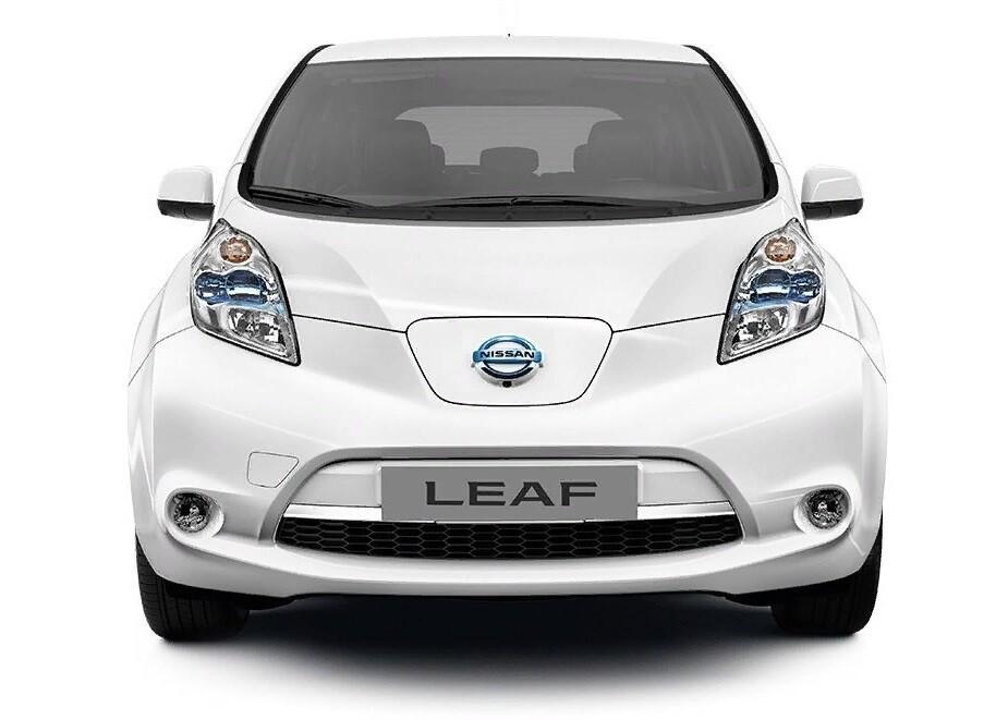 Электромобиль nissan leaf 1 поколение