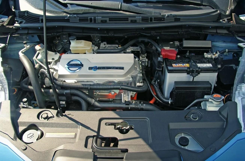 Двигатель Ниссан Лиф 1 поколение