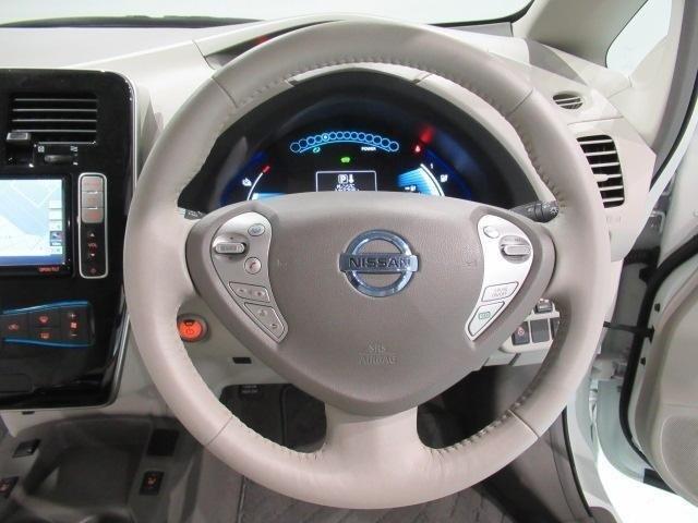 Мультируль Nissan Leaf