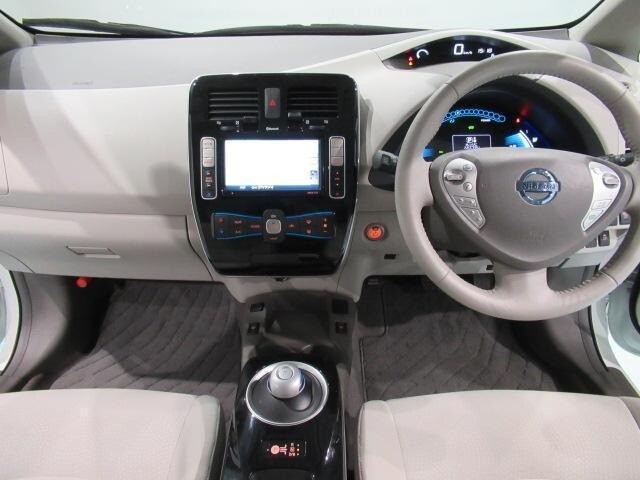 Nissan Leaf панель