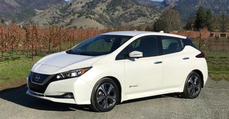 Photo of Nissan Leaf (Ниссан Лиф) 2018: вторая генерация электромобиля