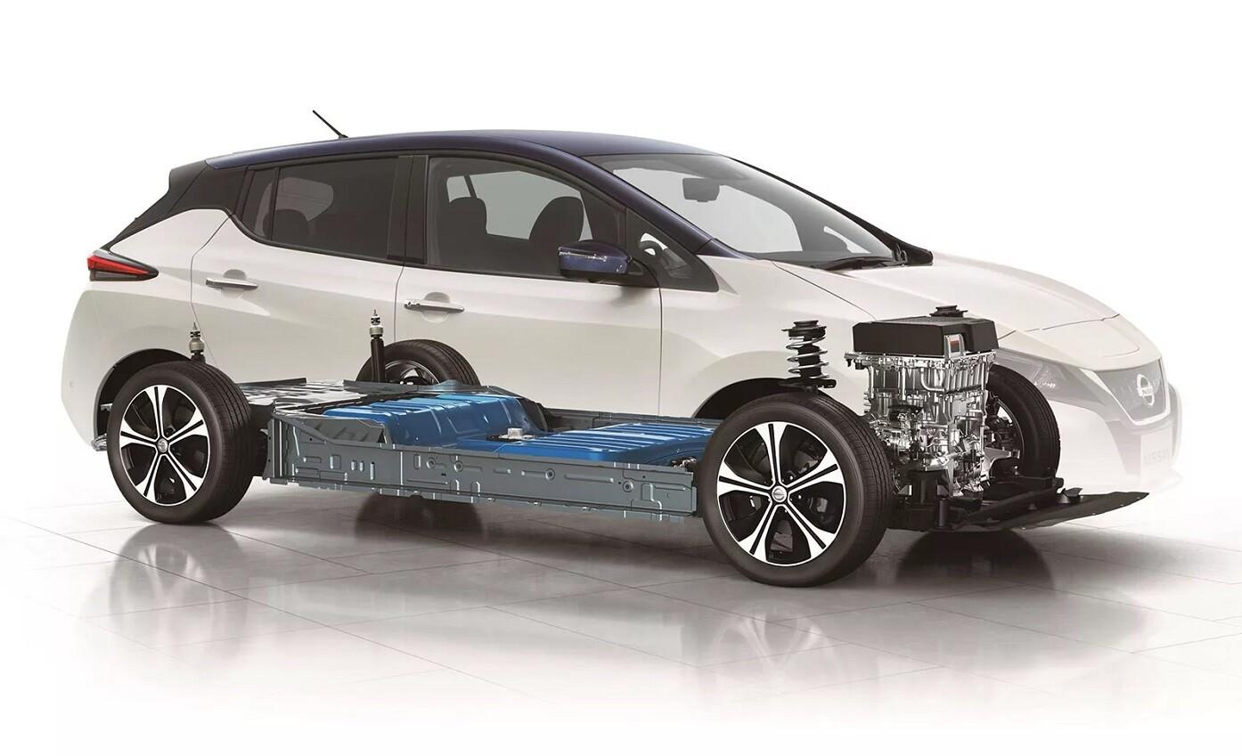 Nissan Leaf второго поколения