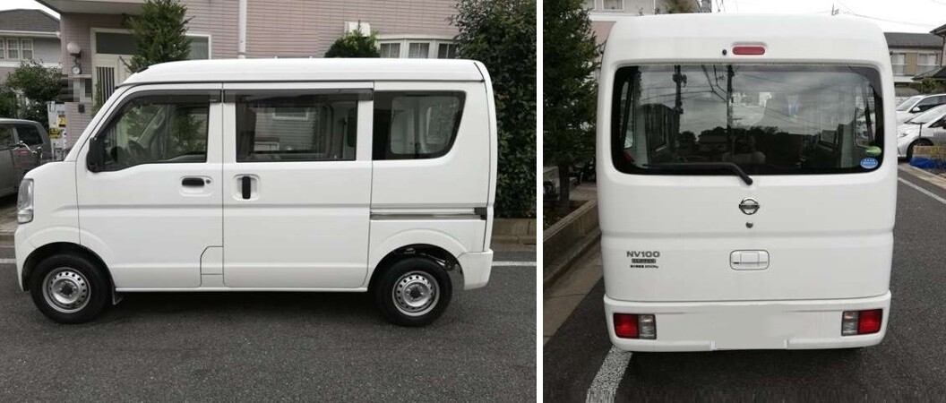 Nissan NV100 Clipper 2015 год