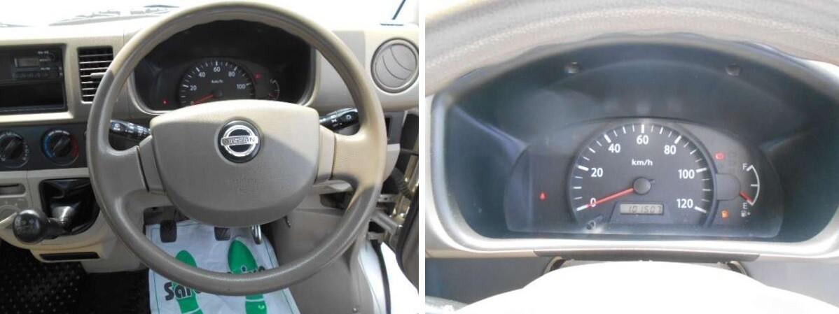 Nissan NV100 Clipper без пробега по РФ