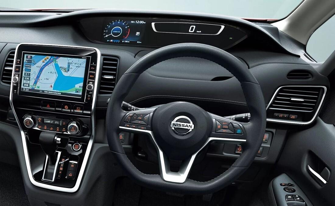 Nissan Serena 5 поколения