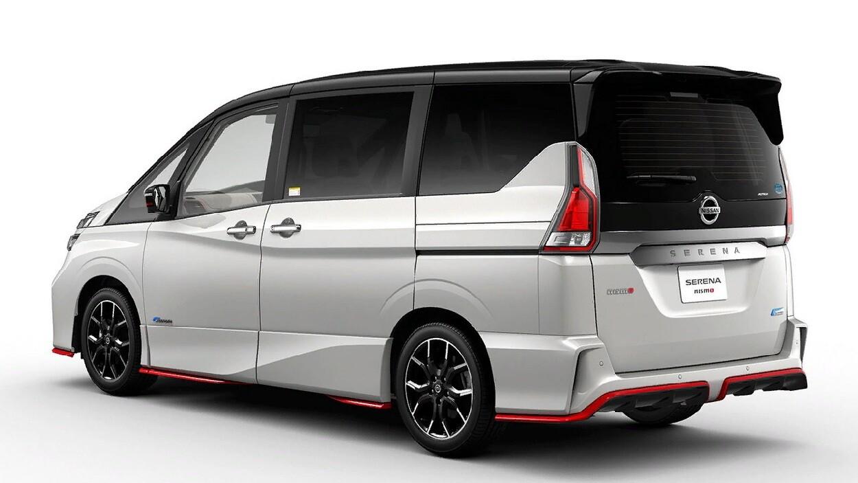Nissan Serena комплектация Nismo