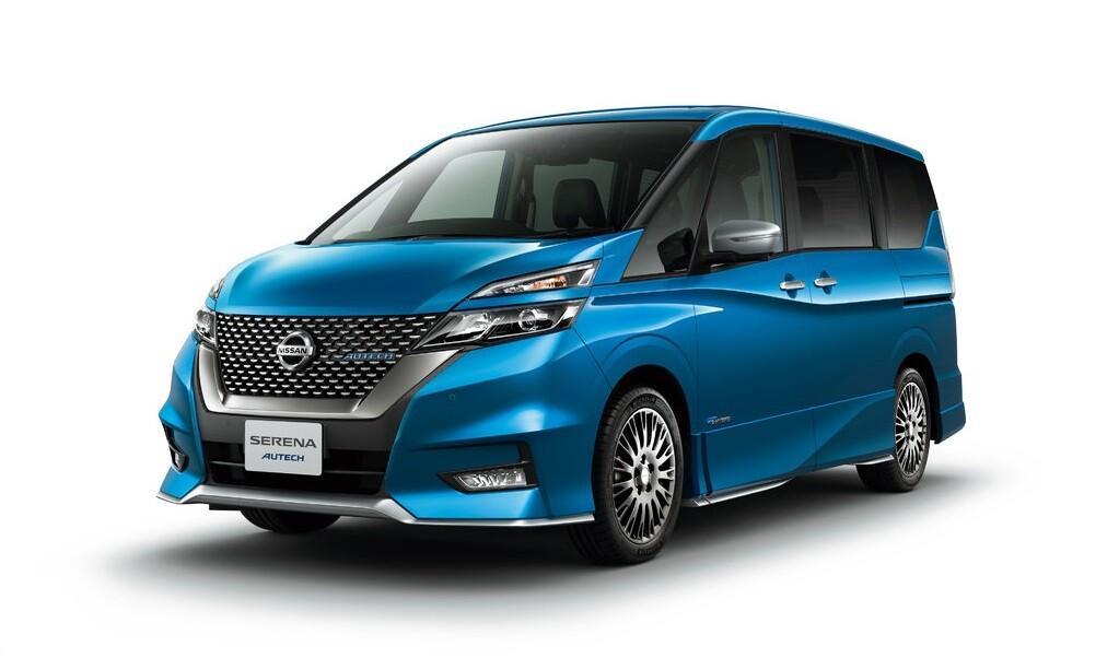 Nissan Serena в комплектации Autech