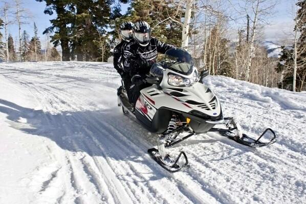 Снегоход Polaris 600 IQ