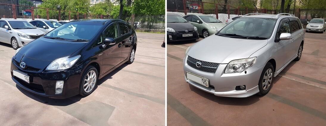 Компания «Rentcar Vladivostok» прокат японских и европейских автомобилей