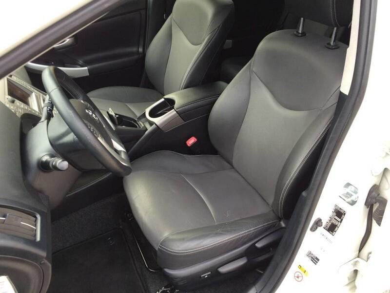Тойота Приус 30 кузов комплектация