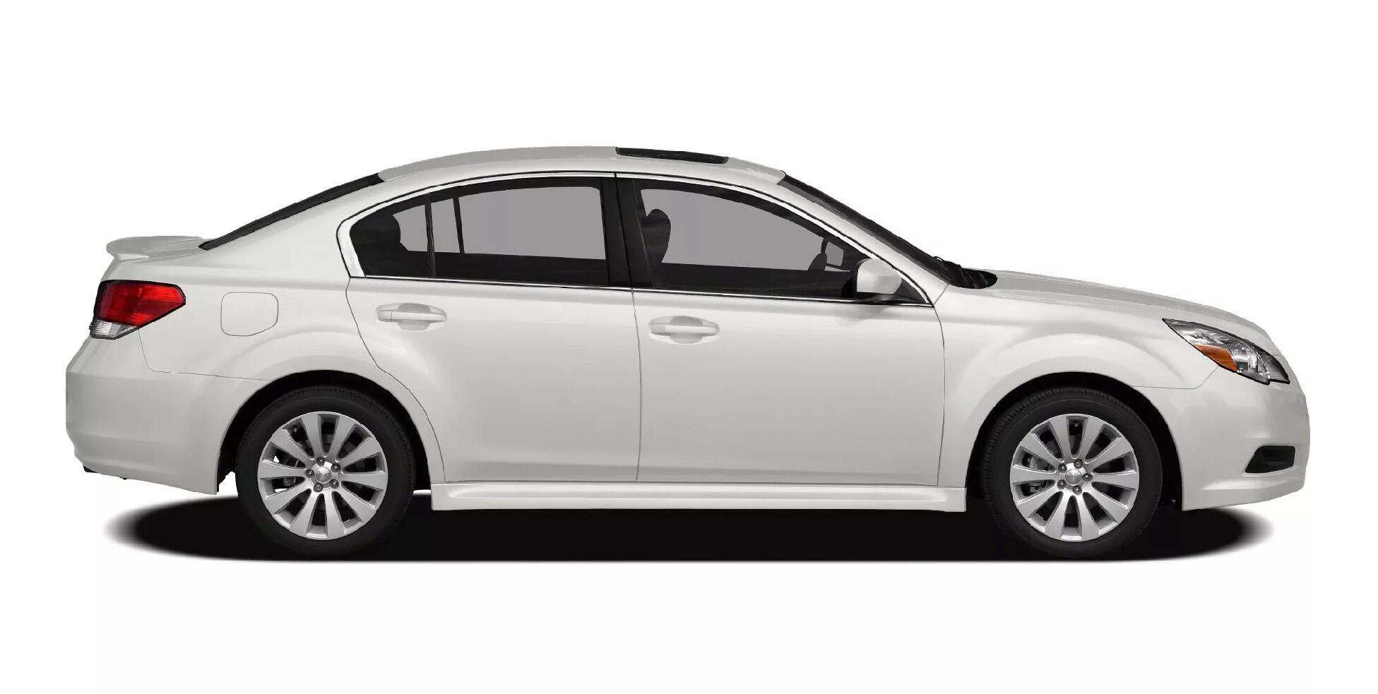 Subaru Legacy 6 поколение до рестайлинга