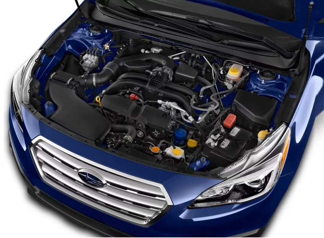 Двигатель Subaru FB25