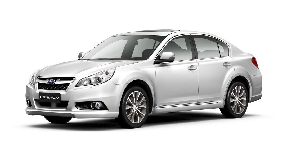 Subaru Legacy 6 поколение