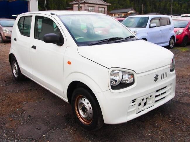 Обзор Suzuki Alto