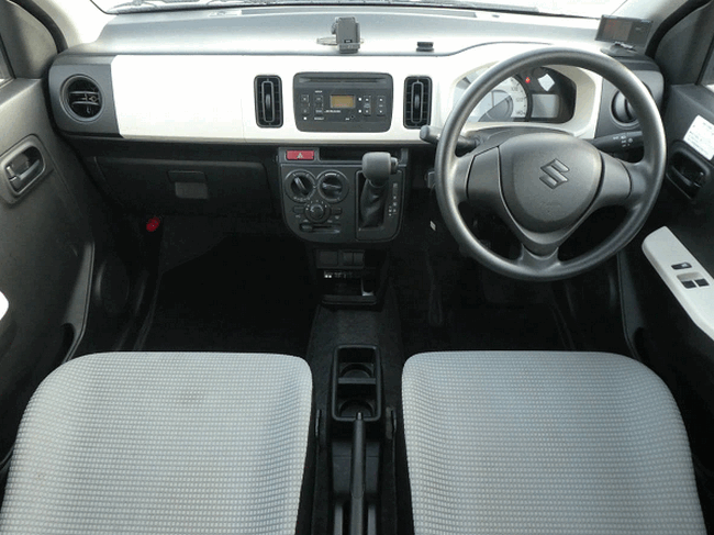 Suzuki Alto до 300 тысяч