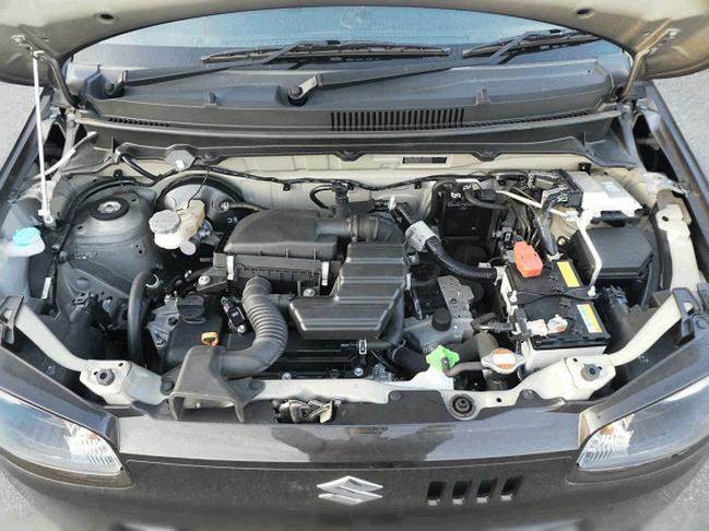 Обзор Suzuki Alto 8 поколения