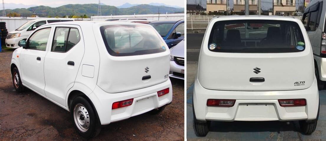 Suzuki Alto 2015 год до 300 тысяч
