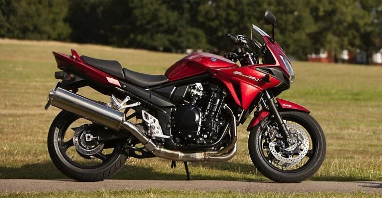 Обзор мотоцикла Suzuki GSF 1250 Bandit