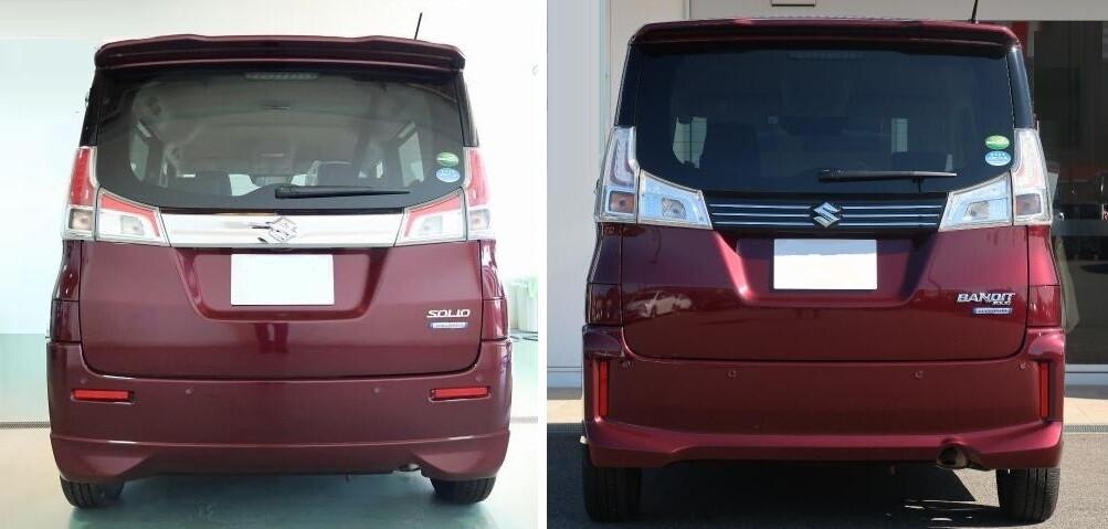 Suzuki Solio 2018, 3 поколение