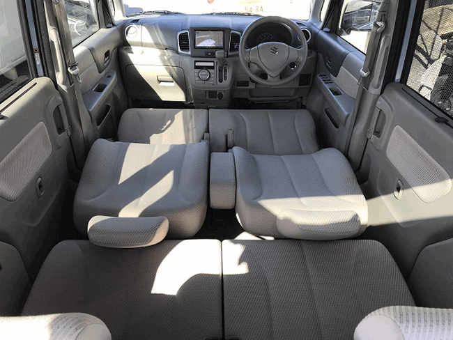 Suzuki Spacia 2015 комплектация