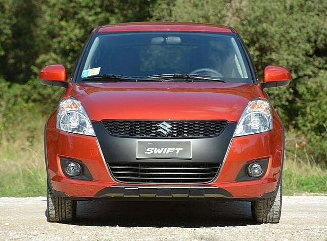 Suzuki Свифт 2012 года