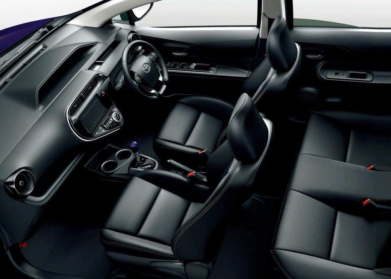 Toyota Aqua (Тойота Аква) гибрид