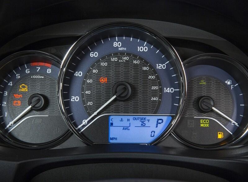 Новинка Toyota Corolla