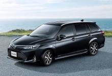 Photo of Toyota Corolla Fielder (Тойота Филдер) 3 поколение