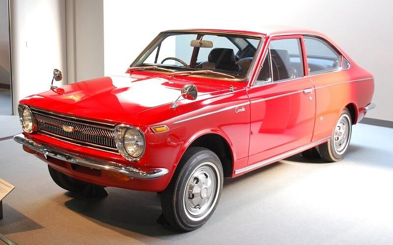 Toyota Corolla первого поколения
