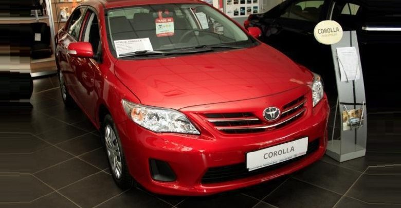 обзор Toyota Corolla