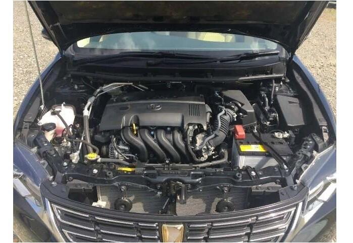 Бензиновый двигатель, марки 1NZ-FE