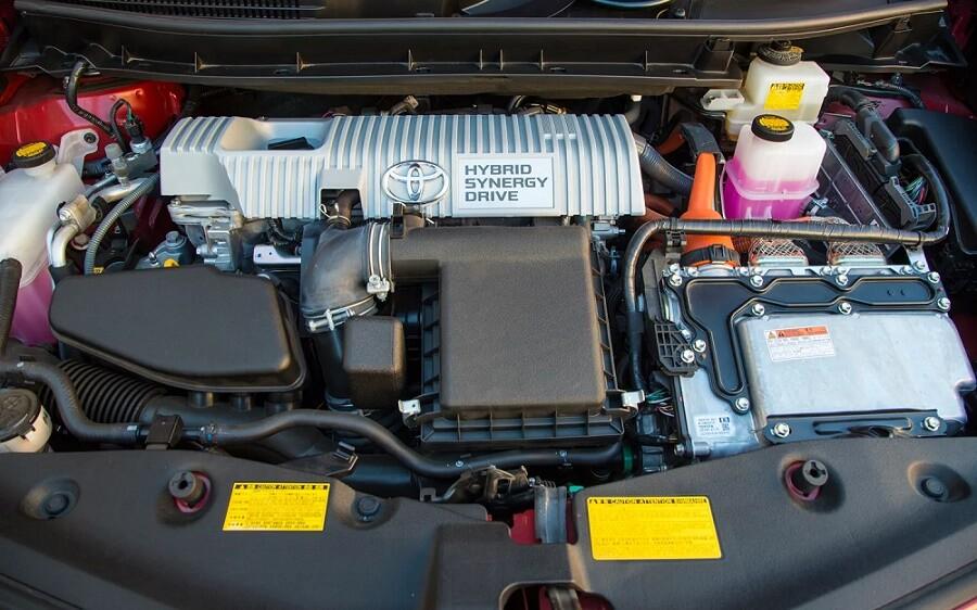 Технические характеристики Toyota Prius (ZVW30)