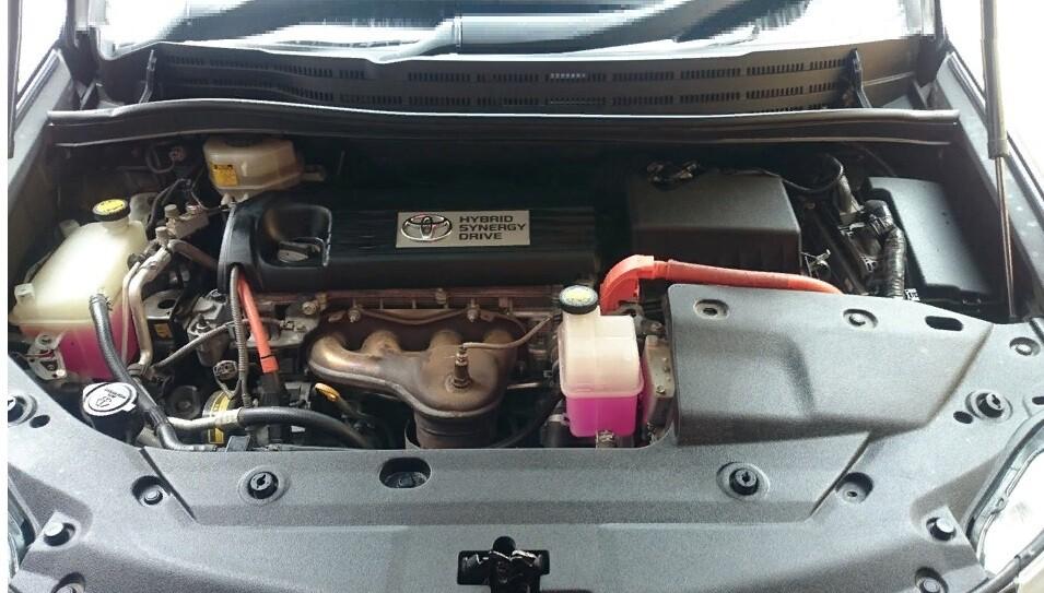 двигатель Toyota Sai объёмом 2,4 литра