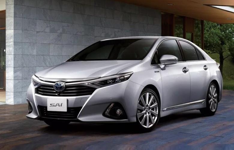 Обзор Toyota Sai