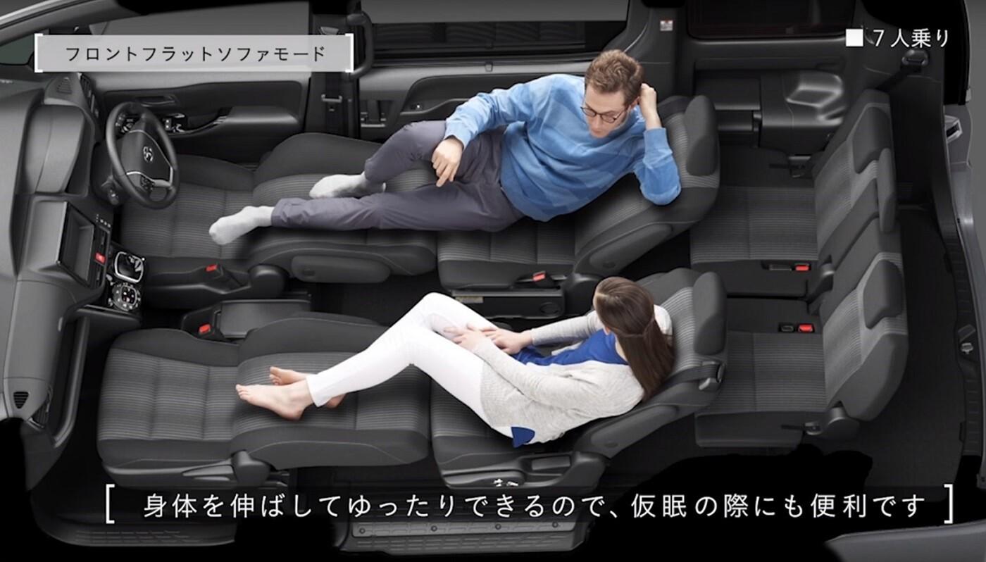 Тойота Вокси 3 поколение