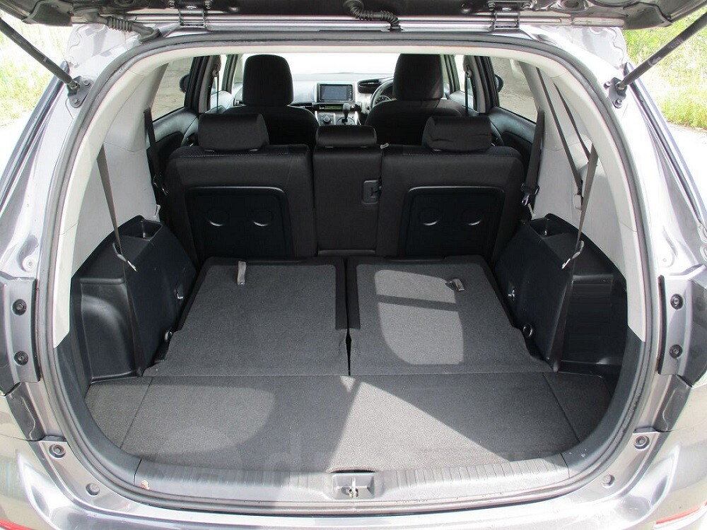 Багажник Toyota Wish