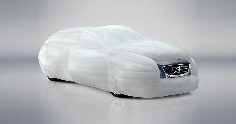 Volvo разработали вторую систему внешней безопасности