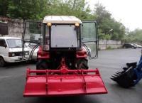 мини-трактор Япония