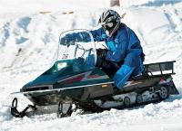 снегоход Yamaha Bravo 250 T