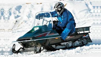 Photo of Yamaha Bravo 250 T: сверхлегкий утилитарный снегоход