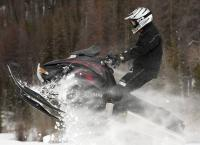 Технические характеристики снегохода Yamaha