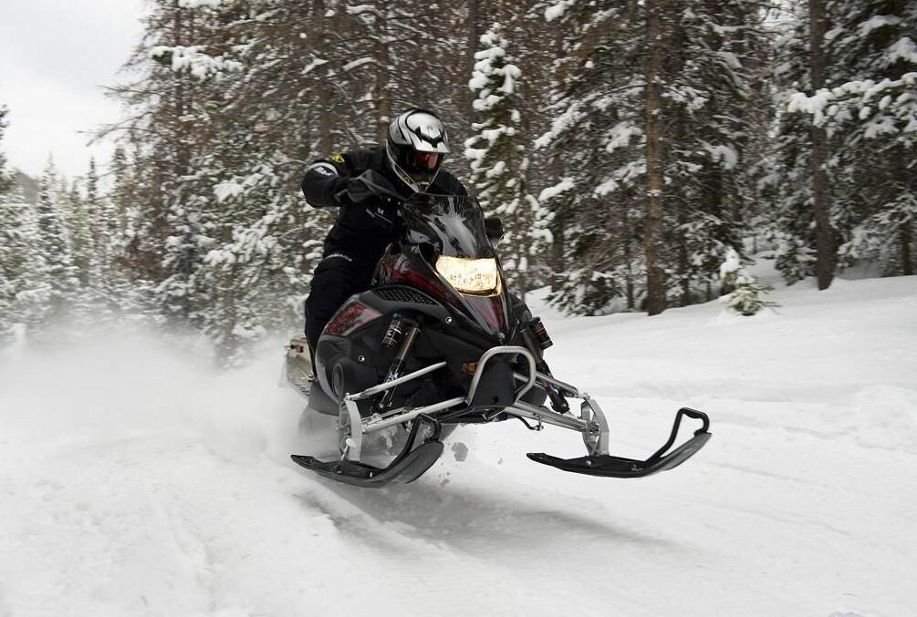 Снегоход Yamaha FX Nytro R-TX 2011