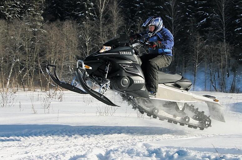 Технические характеристики снегохода Yamaha FX Nytro R-TX