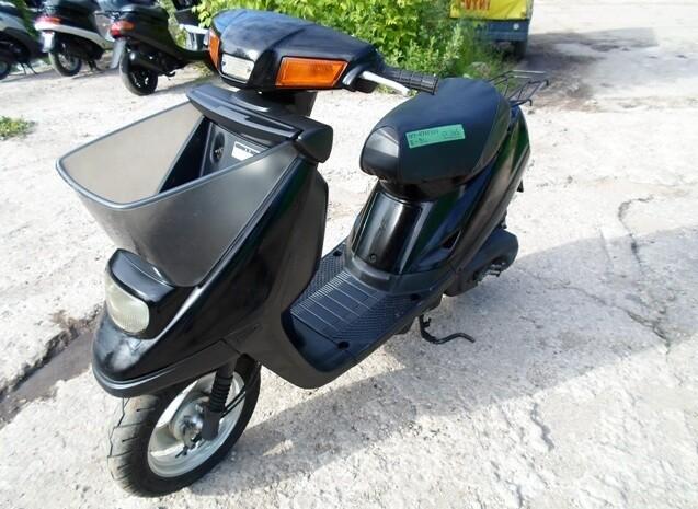 обзор скутеров Yamaha Jog