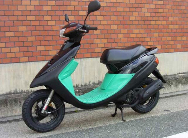 японские скутеры
