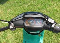 Обзор скутера Yamaha Jog Z