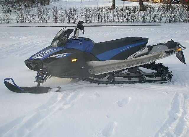 снегохода RX-1 Yamaha